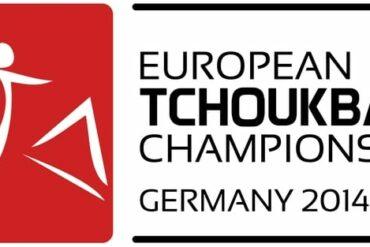 Logo der Tchoukball-Europameisterschaft 2014 in Deutschland