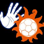 Das Logo des Rimini Beach Tchoukball Festivals. Quelle: http://www.tchoukballfestival.com