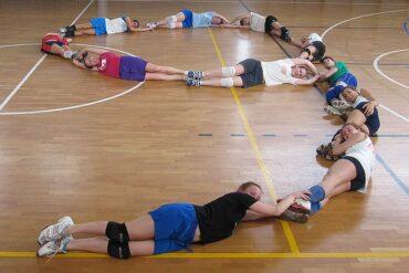 Italiens Frauen-Nationalmannschaft / Italy's women's national team