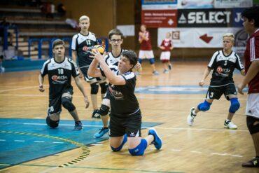 Die deutschen Jungen der M15 starteten mit einem Sieg gegen Österreich in die Europameisterschaft. (Foto: Susann Fromm)