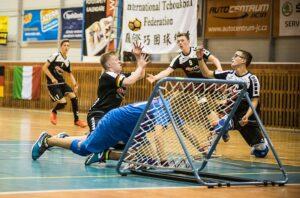 Die Erfolgswelle hält an: Deutschlands M15-Jungen gewann beide Spiel des zweiten EM-Tages. (Foto: Susann Fromm)