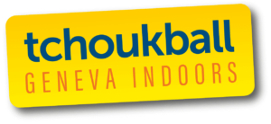 Logo des Tchoukball-Turniers Genava Indoors