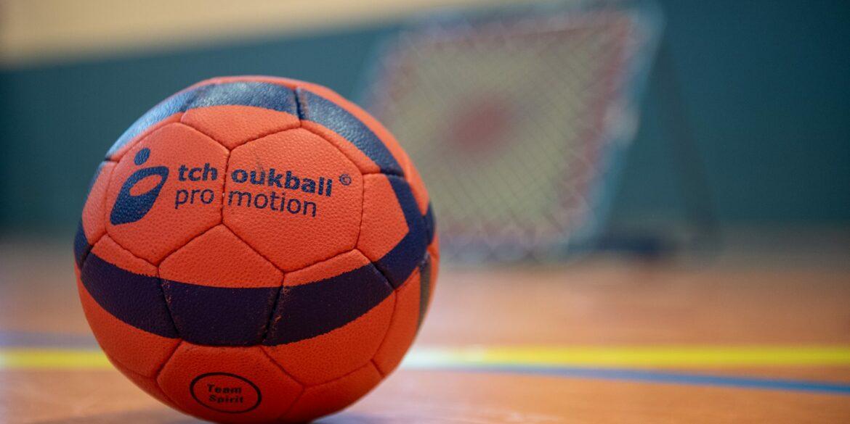 "Das Tchoukball-Modell ""Team Spirit"". (Foto: Joachim Fromm)"