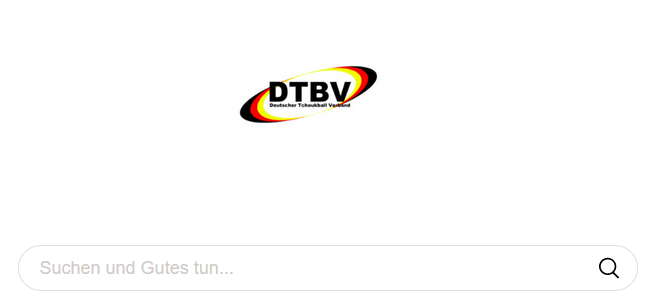 Suchmaschine DTBV